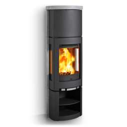Jotul F 377 High Top Kaminofen schwarz