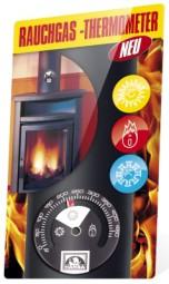 Rauchgasthermometer tragbar